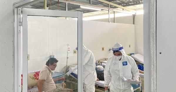 TPHCM sẽ ngừng hoạt động các bệnh viện dã chiến đã hoàn thành nhiệm vụ
