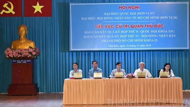Tổng hợp thông tin báo chí liên quan đến TP. Hồ Chí Minh ngày 25/12/2019