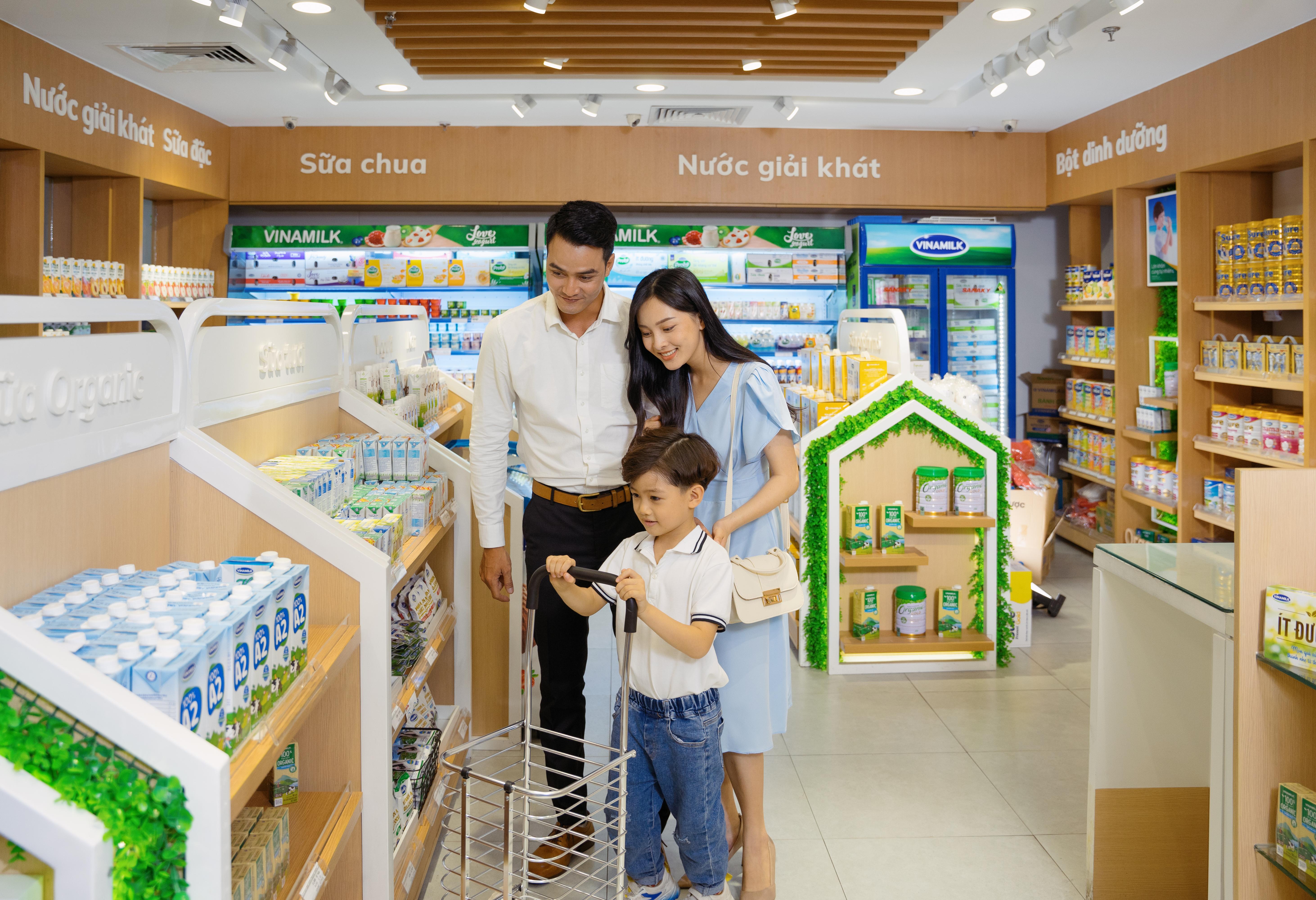 Vinamilk là thương hiệu được người tiêu dùng Việt Nam chọn mua nhiều nhất trong nhiều năm liền