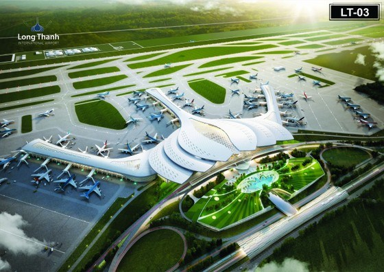 Thủ tướng bấm nút khởi công xây dựng Cảng Hàng không quốc tế Long Thành - Ảnh 3
