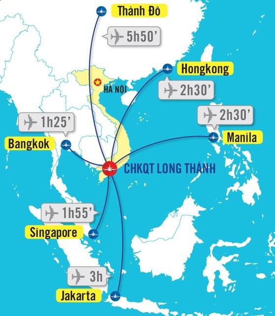 Thủ tướng bấm nút khởi công xây dựng Cảng Hàng không quốc tế Long Thành - Ảnh 5