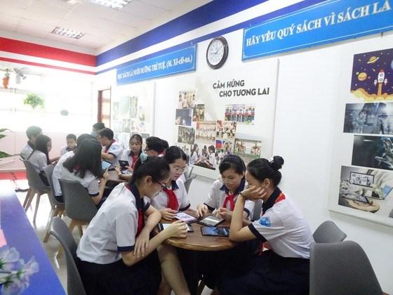 Môn Ngoại ngữ dần có vị trí quan trọng trong việc dạy và học ở các trường phổ thông