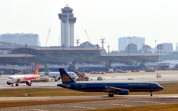 Nhà ga T3 là hạng mục rất quan trọng để nâng công suất sân bay Tân Sơn Nhất lên 50 triệu hành khách/năm - Ảnh: QUANG ĐỊNH