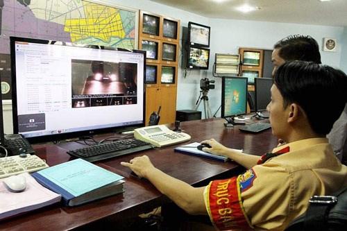 """TP HCM sẽ tăng cường mở rộng """"phạt nguội"""" nhằm nâng cao hiệu quả xử lý vi phạm (Ảnh: Lê Phong)"""