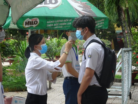Trường học tăng cường các biện pháp phòng, chống dịch bệnh Covid-19
