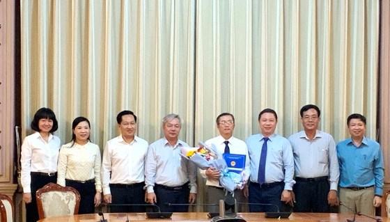 Ông Võ Phan Lê Nguyễn giữ chức vụ Phó Chủ tịch UBND huyện Nhà Bè - Ảnh 2