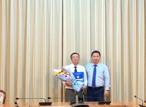 Ông Võ Phan Lê Nguyễn giữ chức vụ Phó Chủ tịch UBND huyện Nhà Bè - Ảnh 1