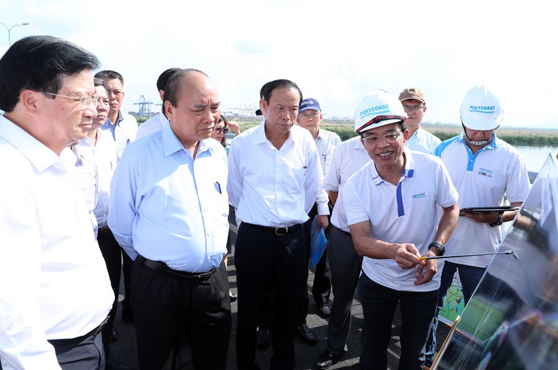Thủ tướng Chính phủ làm việc với các tỉnh, thành phố Vùng KTTĐ phía Nam - Ảnh 2