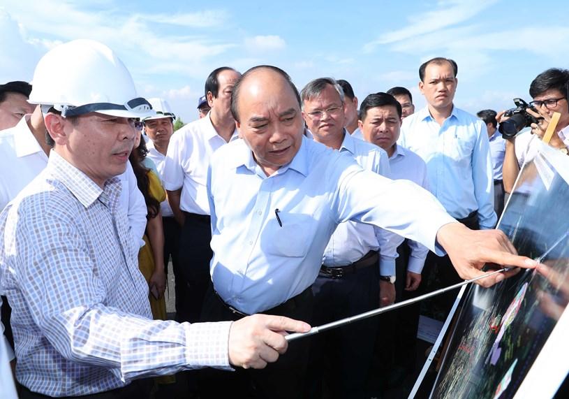 Thủ tướng Chính phủ làm việc với các tỉnh, thành phố Vùng KTTĐ phía Nam - Ảnh 3