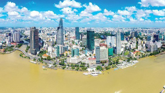Phát triển TPHCM thành đô thị hiện đại điển hình của khu vực và thế giới - Ảnh 1