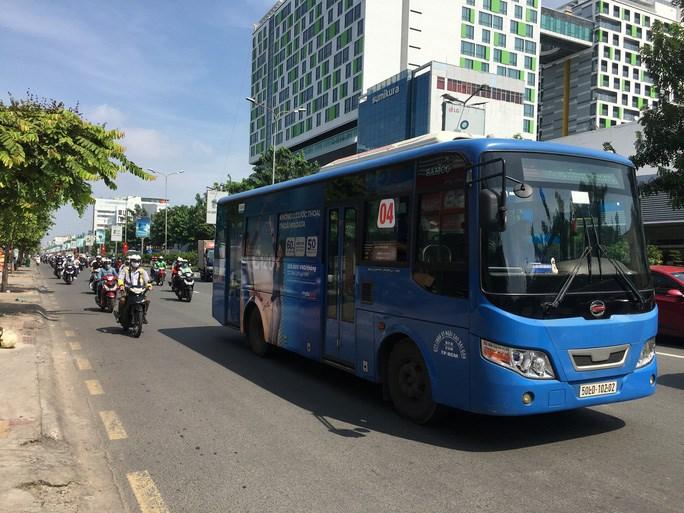 Nhiều tuyến xe buýt sẽ dừng hoạt động từ ngày 8/6/2021
