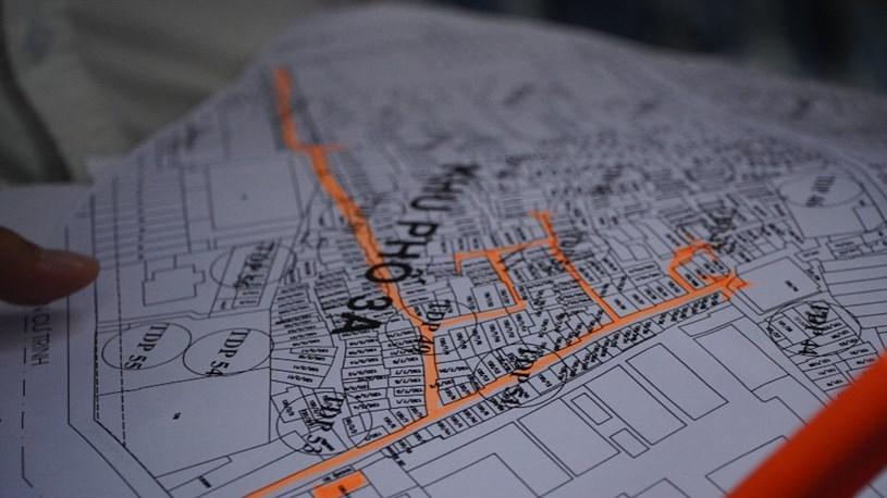 Xác định khu vực phong tỏa các khu vực có ca bệnh tại Quận 1