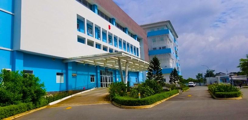 Khoa Cấp cứu bệnh viện huyện Bình Chánh