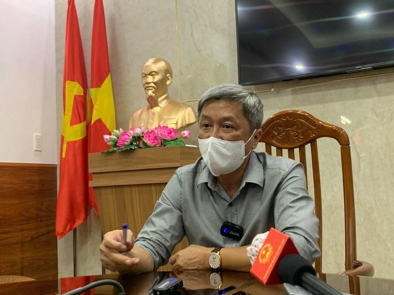 Thứ trưởng Bộ Y tế Nguyễn Trường Sơn.