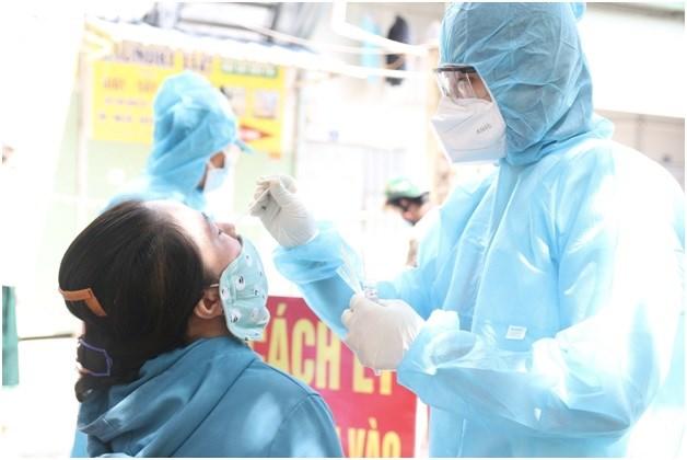 Quận 5 ghi nhận chuỗi lây nhiễm ở phường 9, gần chợ An Đông