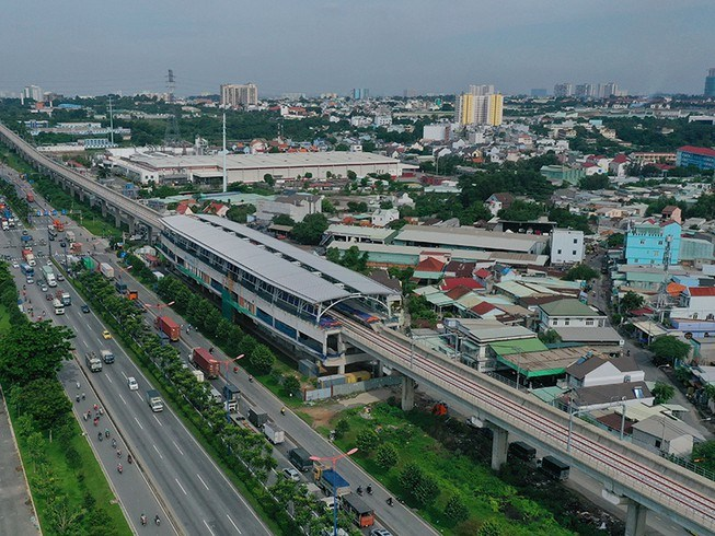 Bốn tuyến metro được triển khai tiếp theo sẽ góp phần dần hoàn thiện hệ thống đường sắt đô thị và làm thay đổi diện mạo giao thông công cộng TP.HCM.
