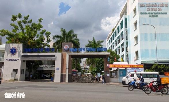 Bệnh viện Trưng Vương TP.HCM đã chuyển đổi công năng thành Bệnh viện điều trị COVID-19 Trưng Vương TP.HCM theo quyết định của Sở Y tế TP.HCM