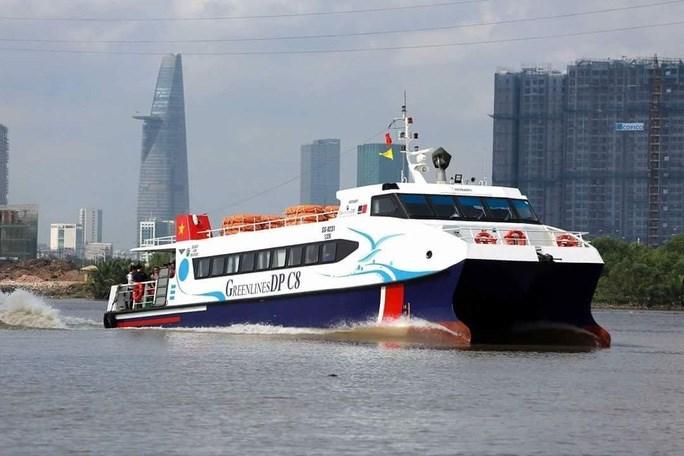 Tàu cao tốc Greenlines DP chính thức vận chuyển rau củ từ ngày 19/7