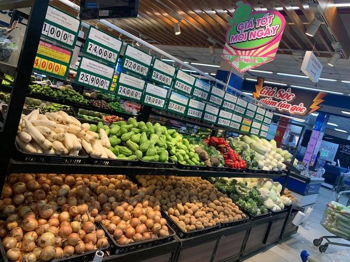 Các doanh nghiệp đang tìm kiếm thêm nguồn cung nông sản thực phẩm cho thị trường TPHCM