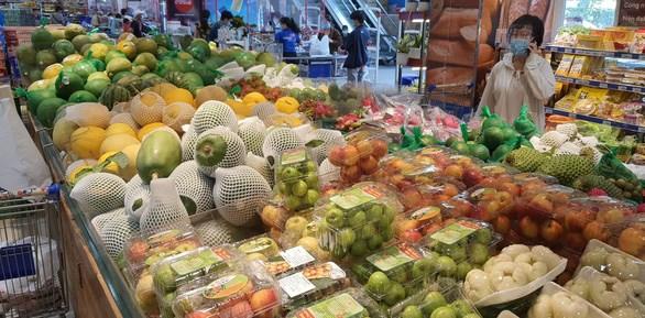 Hàng hóa tại các siêu thị TPHCM đã dần ổn định