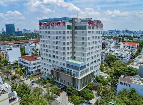 Bệnh viện Đa khoa Nam Sài Gòn đăng ký tham gia công tác điều trị Covid-19