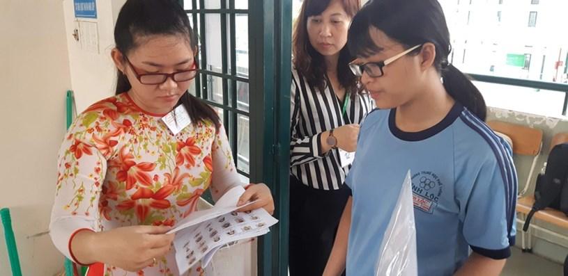 TPHCM công bố điểm xét tuyển vào lớp 10