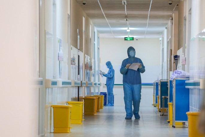 Bệnh viện điều trị Covid-19 ở TP HCM