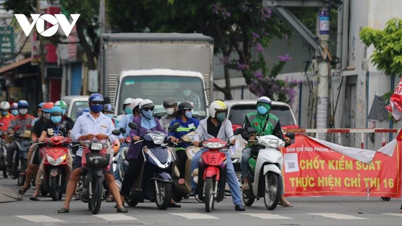 Tổng hợp thông tin báo chí liên quan đến TP. Hồ Chí Minh ngày 13/8/2021 - Ảnh 5