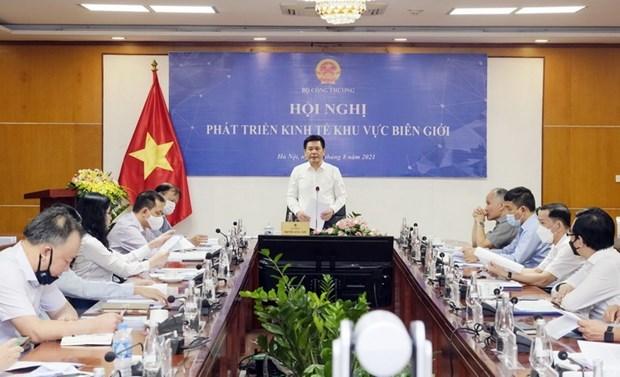 Bộ Công Thương: Tám nhóm giải pháp để thương mại biên giới phát triển - Ảnh 3