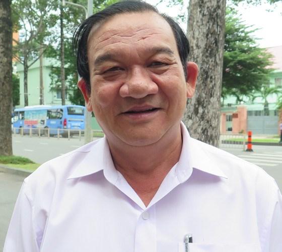 Đồng chí Lê Minh Tấn