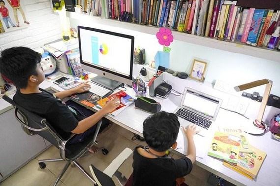 TPHCM chuẩn bị nhiều phương án dự phòng khi dạy học trực tuyến