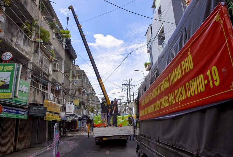 Tổng hợp thông tin báo chí liên quan đến TP. Hồ Chí Minh ngày 7/9/2021 - Ảnh 1