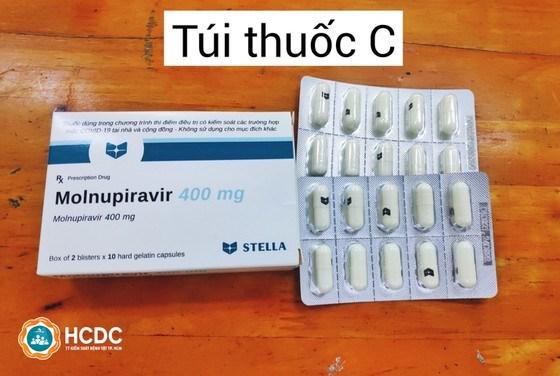 Thuốc Molnupiravir đã được Bộ Y tế và TPHCM đưa vào trong túi thuốc cho bệnh nhân Covid-19 nhẹ điều trị tại nhà