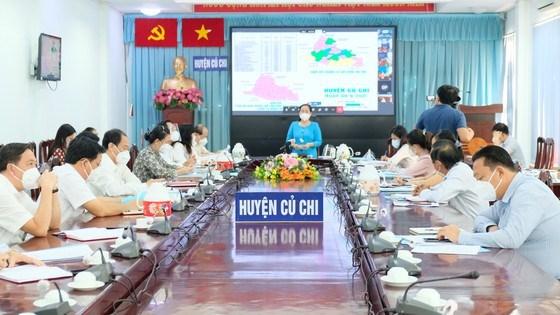 Chủ tịch HĐND TPHCM Nguyễn Thị Lệ: Huyện Củ Chi mở cửa nhưng không để dịch lây lan, mất kiểm soát - Ảnh 3
