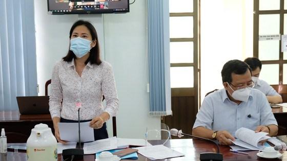 Chủ tịch HĐND TPHCM Nguyễn Thị Lệ: Huyện Củ Chi mở cửa nhưng không để dịch lây lan, mất kiểm soát - Ảnh 9