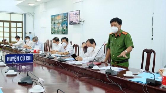 Chủ tịch HĐND TPHCM Nguyễn Thị Lệ: Huyện Củ Chi mở cửa nhưng không để dịch lây lan, mất kiểm soát - Ảnh 7