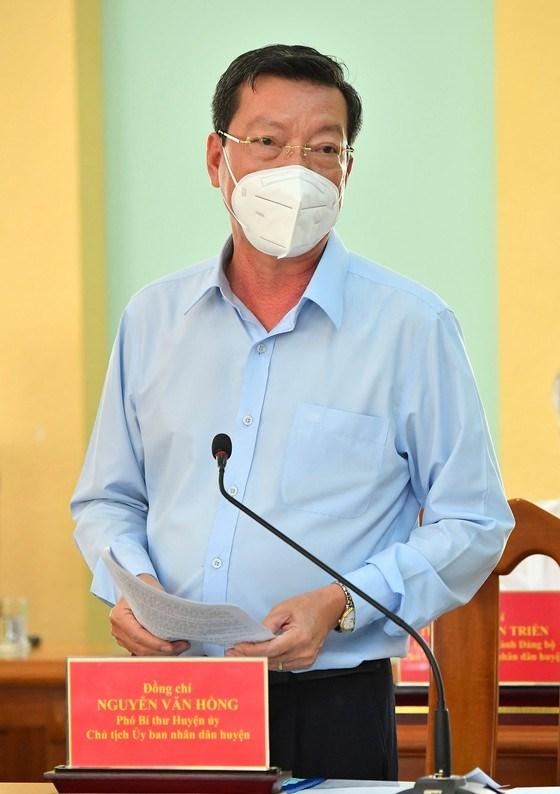 """Bí thư Thành ủy TPHCM Nguyễn Văn Nên: Vừa đảm bảo chống dịch, vừa đảm bảo """"sức khỏe"""" nền kinh tế - Ảnh 6"""