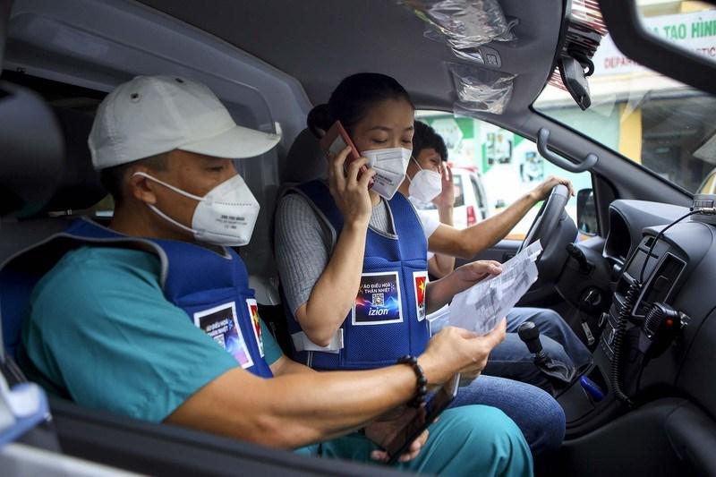 Chương trình tiếp cận các hộ dân thông qua việc nhận đăng ký từ số hotline, kênh Fanpage của bệnh viện hoặc qua group công tác xã hội của bệnh viện kèm theo đó là thông tin về tình trạng bệnh để bệnh viện chuẩn bị thuốc men…