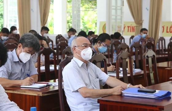 Trưởng Ban Tuyên giáo Thành ủy TPHCM Phan Nguyễn Như Khuê dự hội nghị