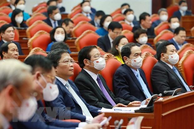 Toàn văn phát biểu bế mạc Hội nghị lần 4 BCH Trung ương Đảng khóa XIII - Ảnh 2