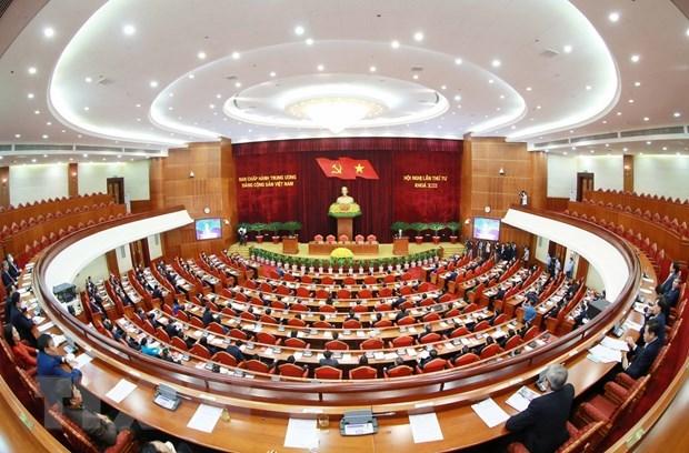 Toàn văn phát biểu bế mạc Hội nghị lần 4 BCH Trung ương Đảng khóa XIII - Ảnh 3