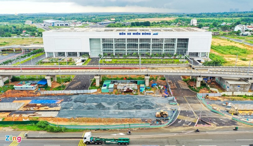Các dự án giao thông sắp hoàn thành tại TP.HCM - Ảnh 3
