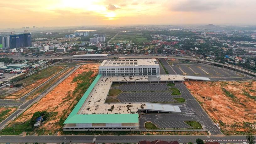 Các dự án giao thông sắp hoàn thành tại TP.HCM - Ảnh 4