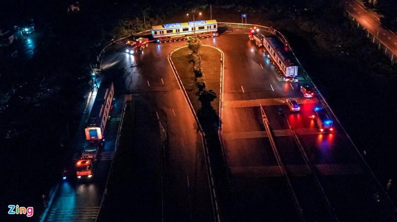 Các dự án giao thông sắp hoàn thành tại TP.HCM - Ảnh 23