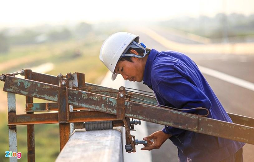 Các dự án giao thông sắp hoàn thành tại TP.HCM - Ảnh 53