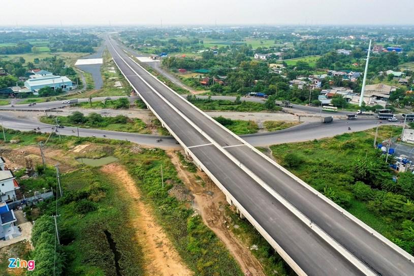 Các dự án giao thông sắp hoàn thành tại TP.HCM - Ảnh 57