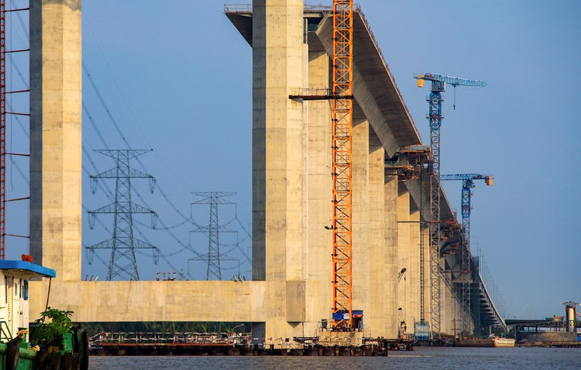 Các dự án giao thông sắp hoàn thành tại TP.HCM - Ảnh 50