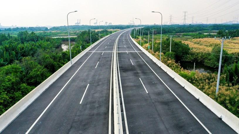 Các dự án giao thông sắp hoàn thành tại TP.HCM - Ảnh 55