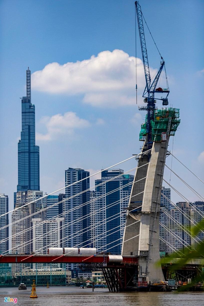 Các dự án giao thông sắp hoàn thành tại TP.HCM - Ảnh 33