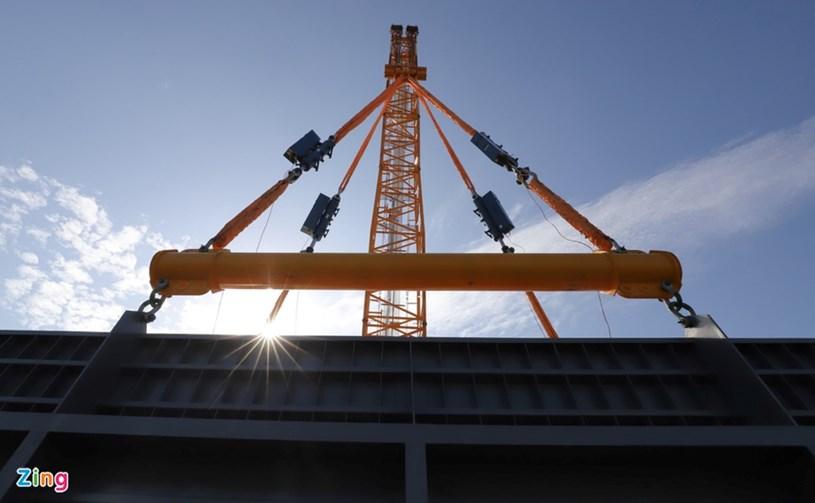 Các dự án giao thông sắp hoàn thành tại TP.HCM - Ảnh 40